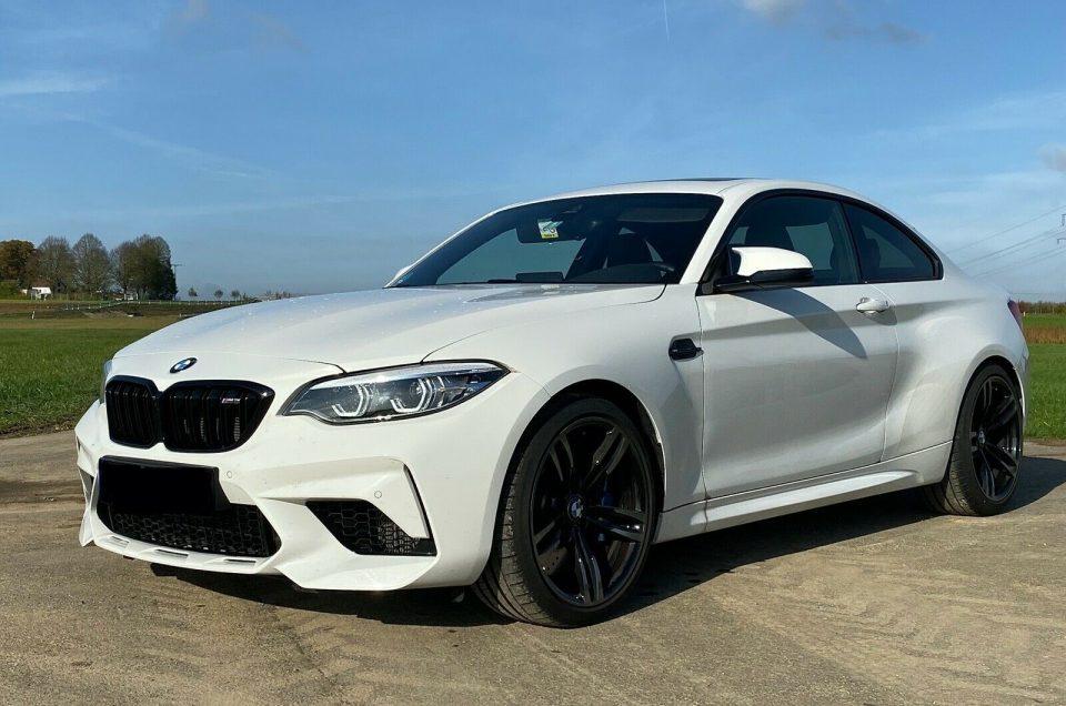 Por dentro de nuestro BMW M2