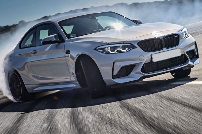 Alquilar BMW M2 COMPETITION