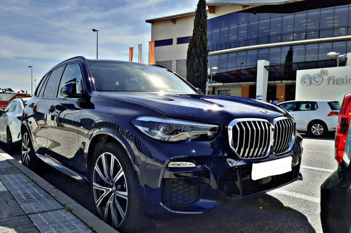 Alquilar BMW X5 2020