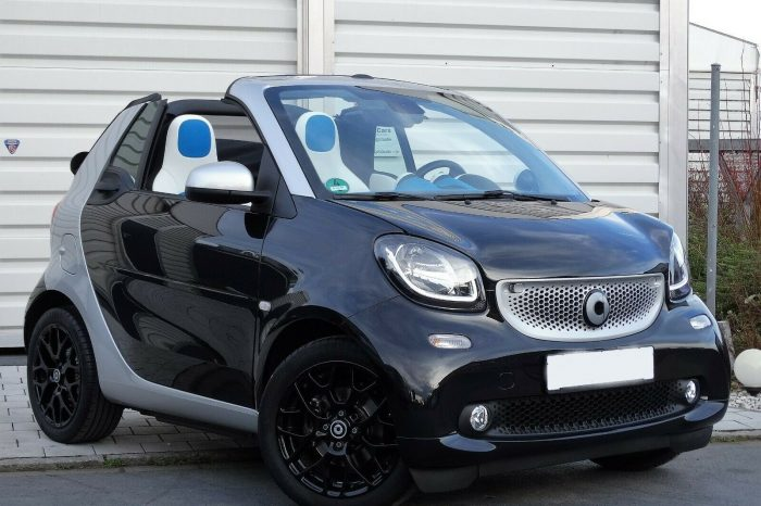 Alquilar SMART FORTWO