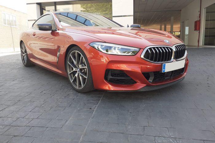Alquilar BMW 850 M